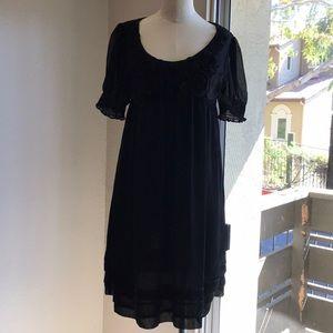 "Black dress 33""50""54""/35"" Long"